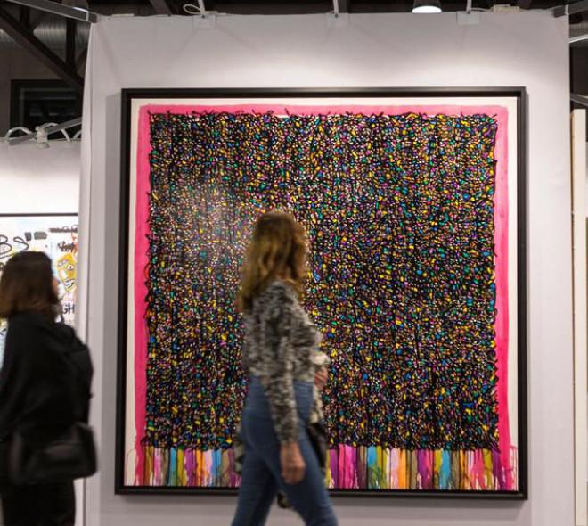 Art3f fait renouer le public avec l'art contemporain et ses artistes