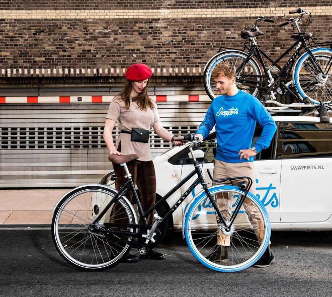 Swapfiets : la nouvelle solution pour la mobilité douce à Bruxelles