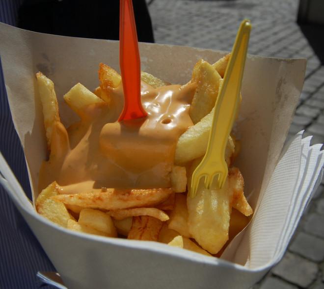 Des frites, des frites, des frites ! Deux semaines en l'honneur des fritkots de Belgique