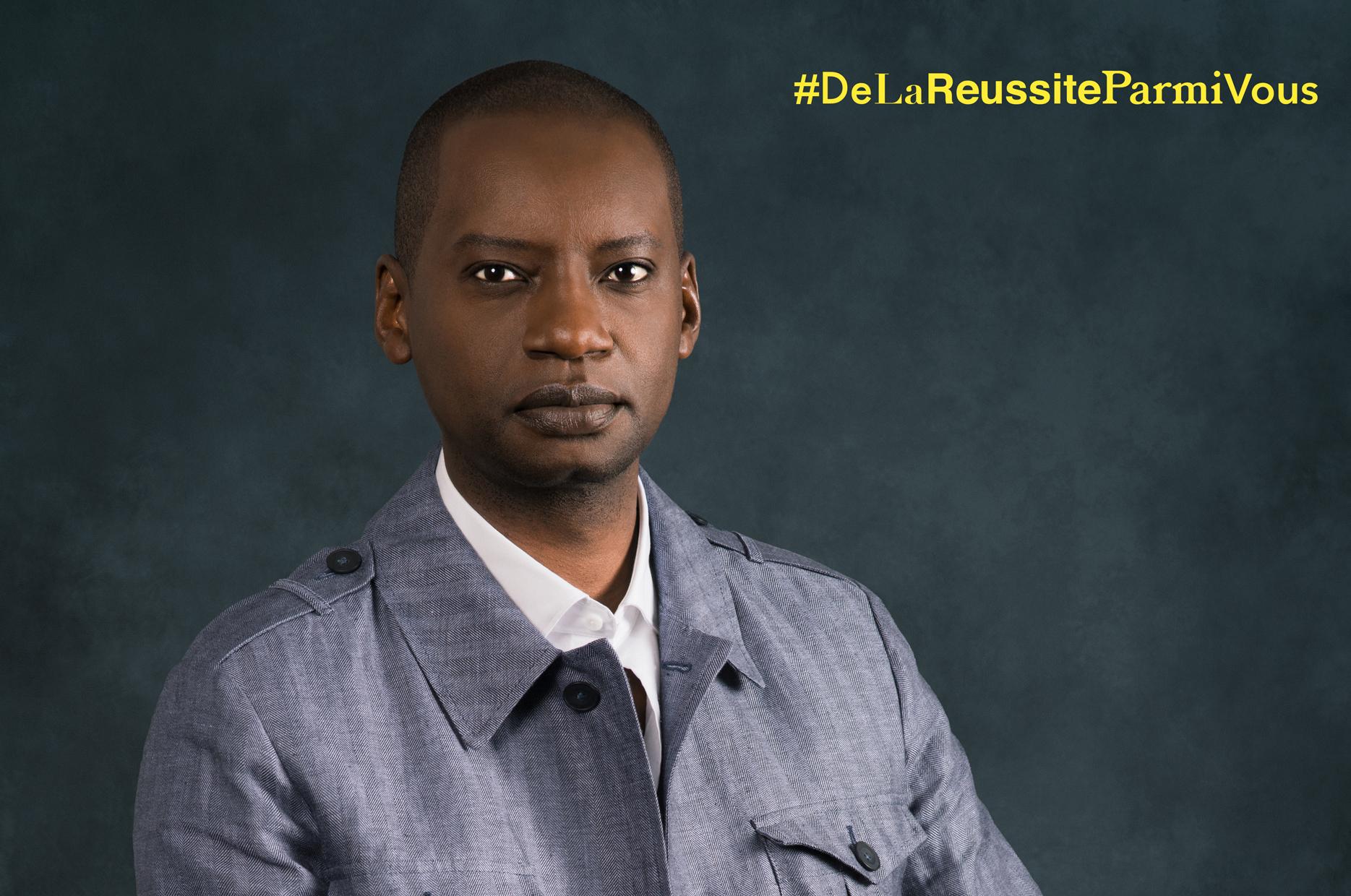 #DeLaReussiteParmiVous vous présente Dorcy Rugamba