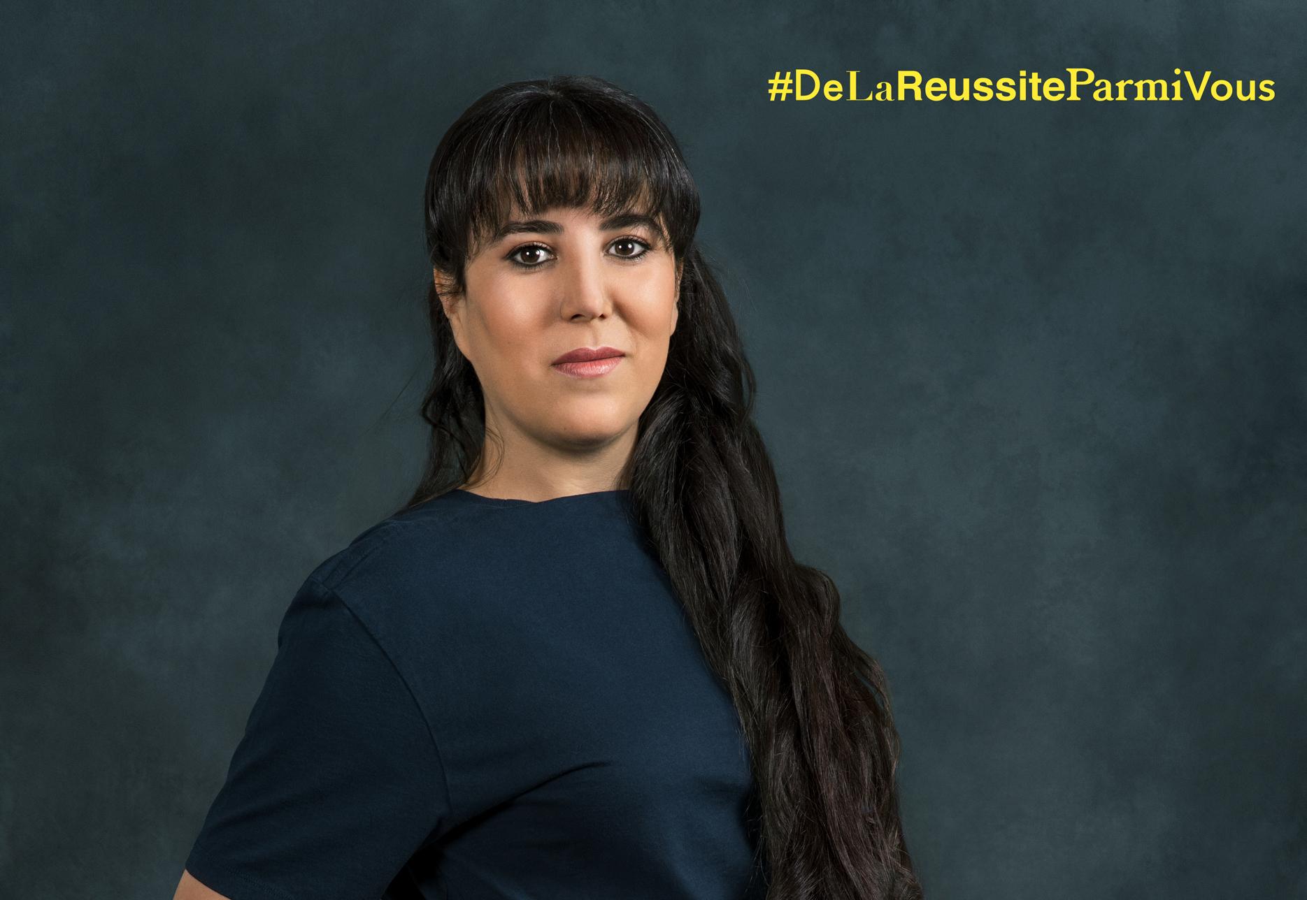 #DeLaReussiteParmiVous vous présente Doa Majouli