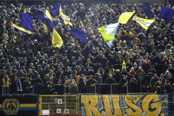Union Saint-Gilloise : où suivre les matchs en direct et avec les supporters ?