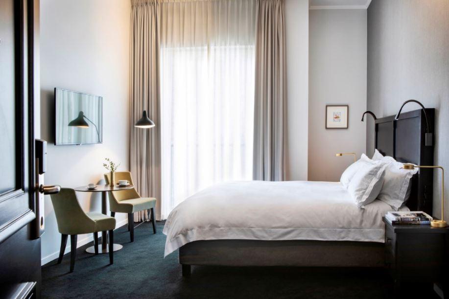 Rentrez dans les coulisses du Pillows Grand Hotel de la place Rouppe
