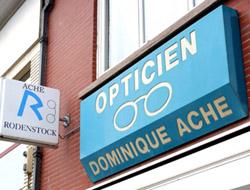 Dominique Aché Opticien