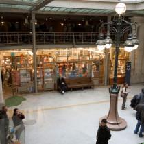Slumberland BD World l'Esplanade Louvain-la-Neuve