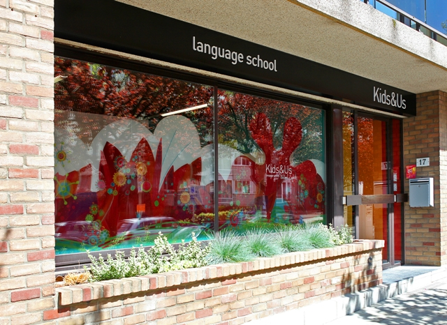 Kids&Us language school - Wavre