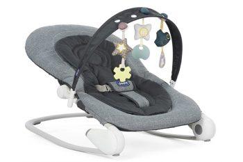Chicco Hoopla Transat Dark Grey transat bébé