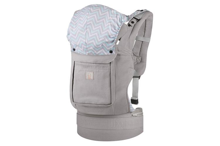 GAGAKU Ergonomique gris porte-bébé