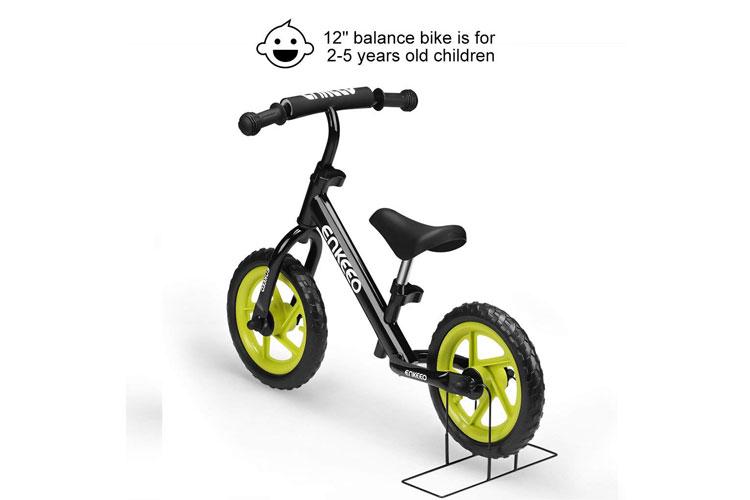 Enkeeo Enfant-Vélo test