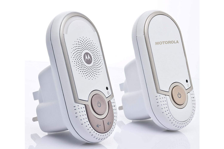 Motorola MBP 8 test