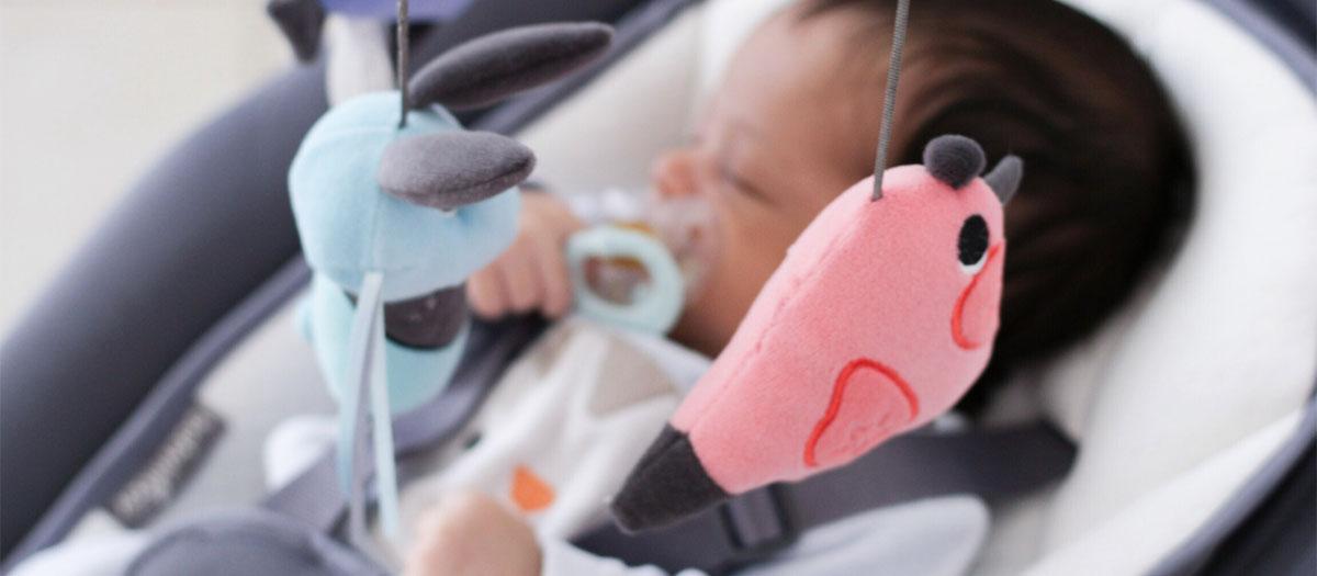 prix balancelle bébé