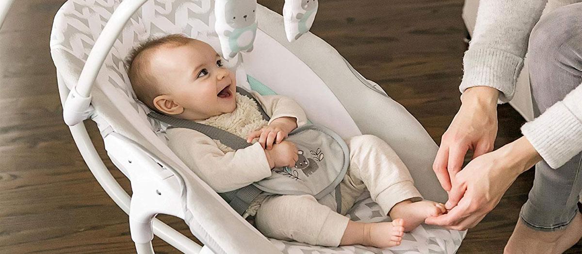 avis balancelle bébé