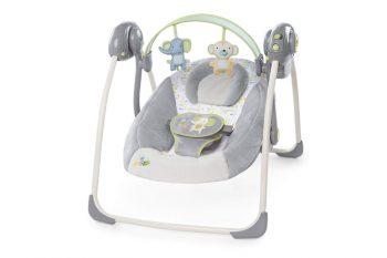 Ingenuity Buzzy Boom balancelle bébé