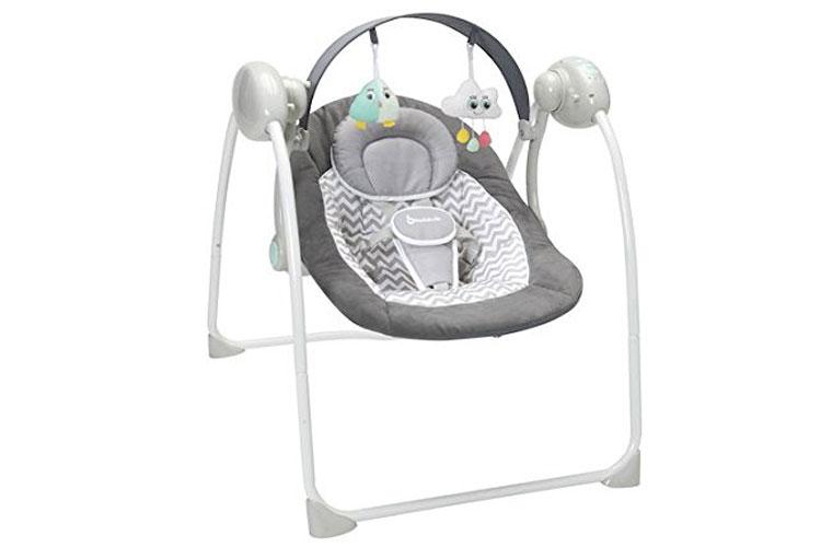 Badabulle Confort Collection 2015 balancelle bébé