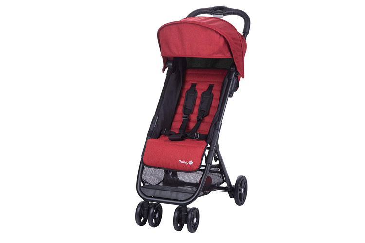 Safety 1st Ribbon Red Chic poussette-canne