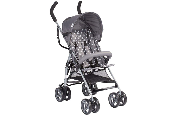 Babycab Max Stars poussette-canne