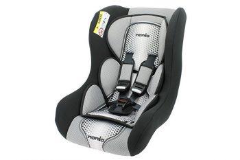 Mycarsit gris siège auto