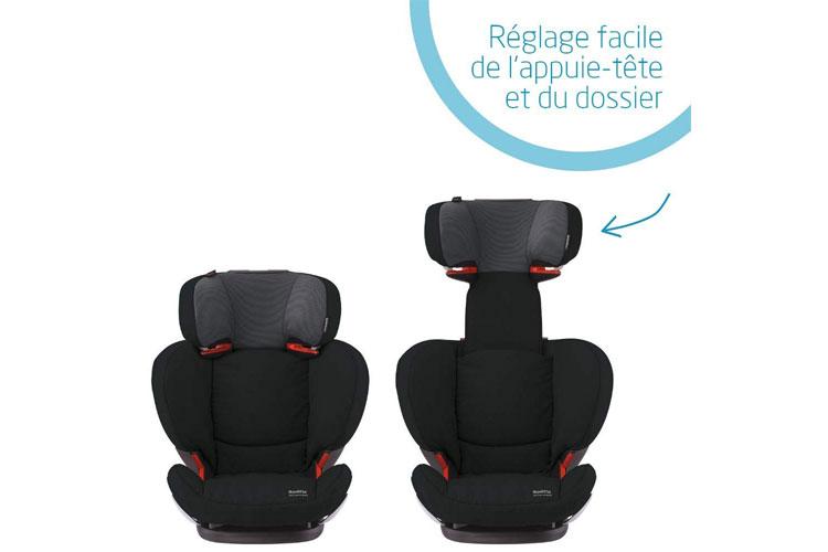 Bébé Confort Rodifix Airprotect test