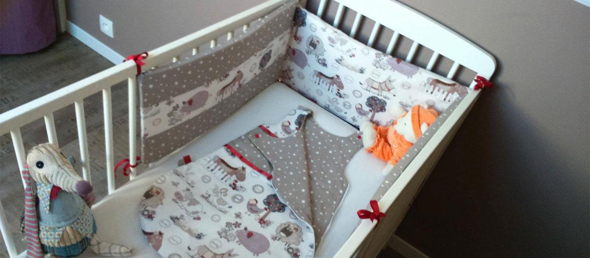 avis tour de lit pour bébé
