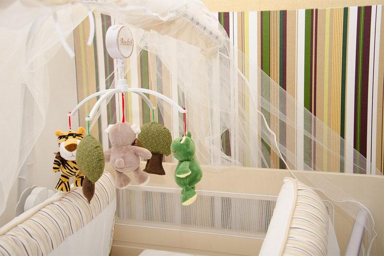 choisir tour de lit pour bébé