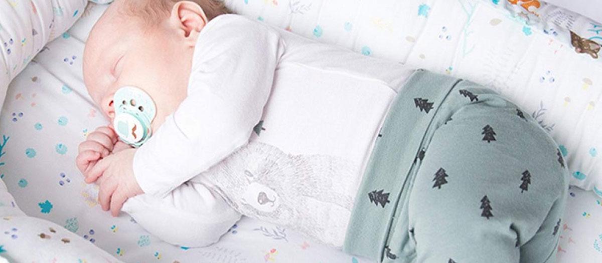 test réducteur de lit pour bébé