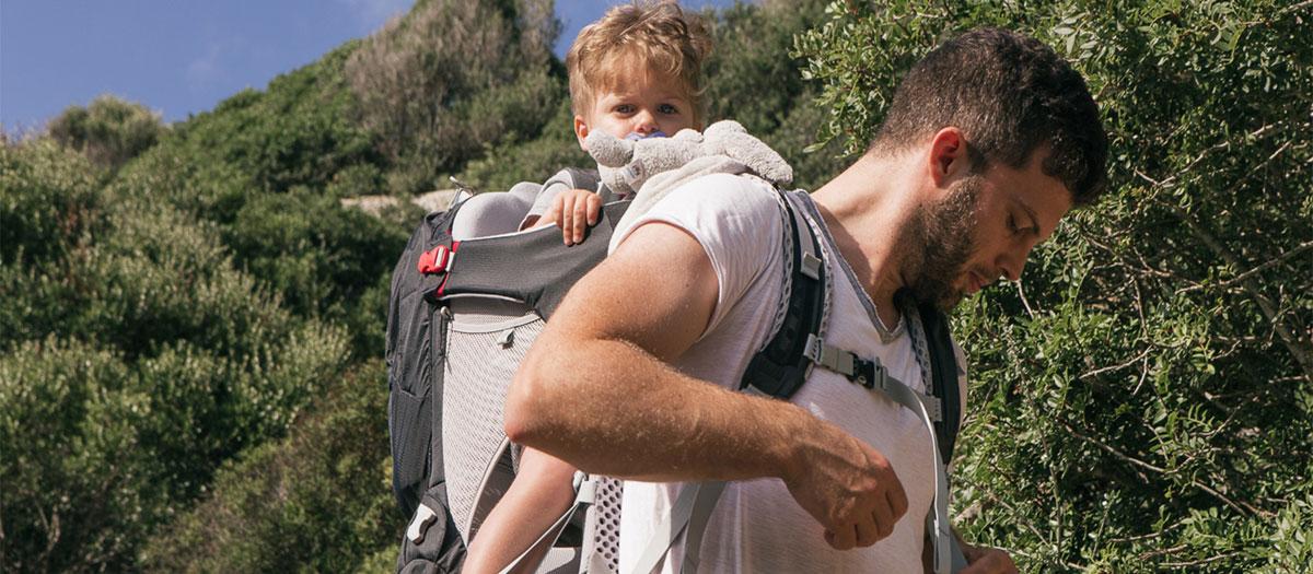 porte bébé pour randonnée pas cher
