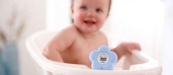 meilleur thermomètre pour bébé