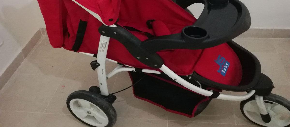 test poussette 3 roues