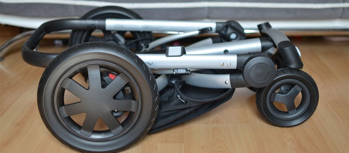 prix poussette 3 roues