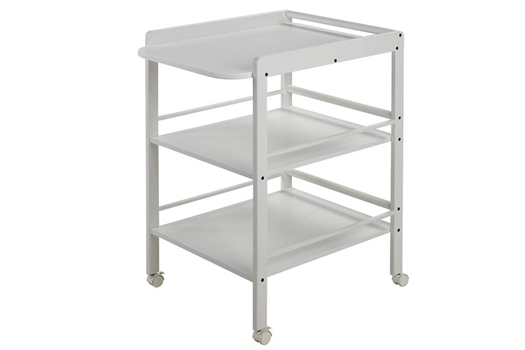 Geuther Clarissa blanche table à langer