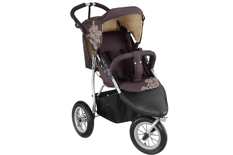 Knorr-baby Joggy S poussette trois roues