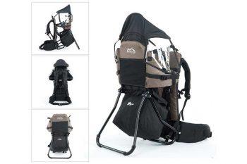 M Montis Outdoor Move porte-bébé pour randonnée