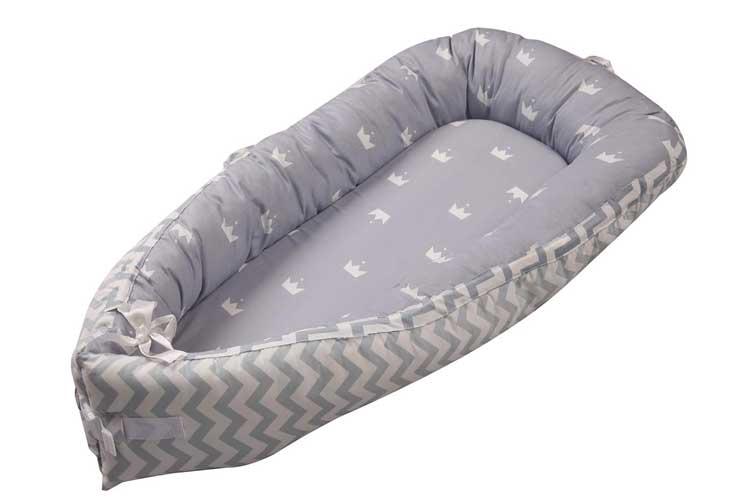 Luchild Baby Nest strip réducteur de lit