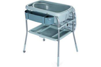 Chicco Cuddle & Bubble Comfort table à langer avec baignoire