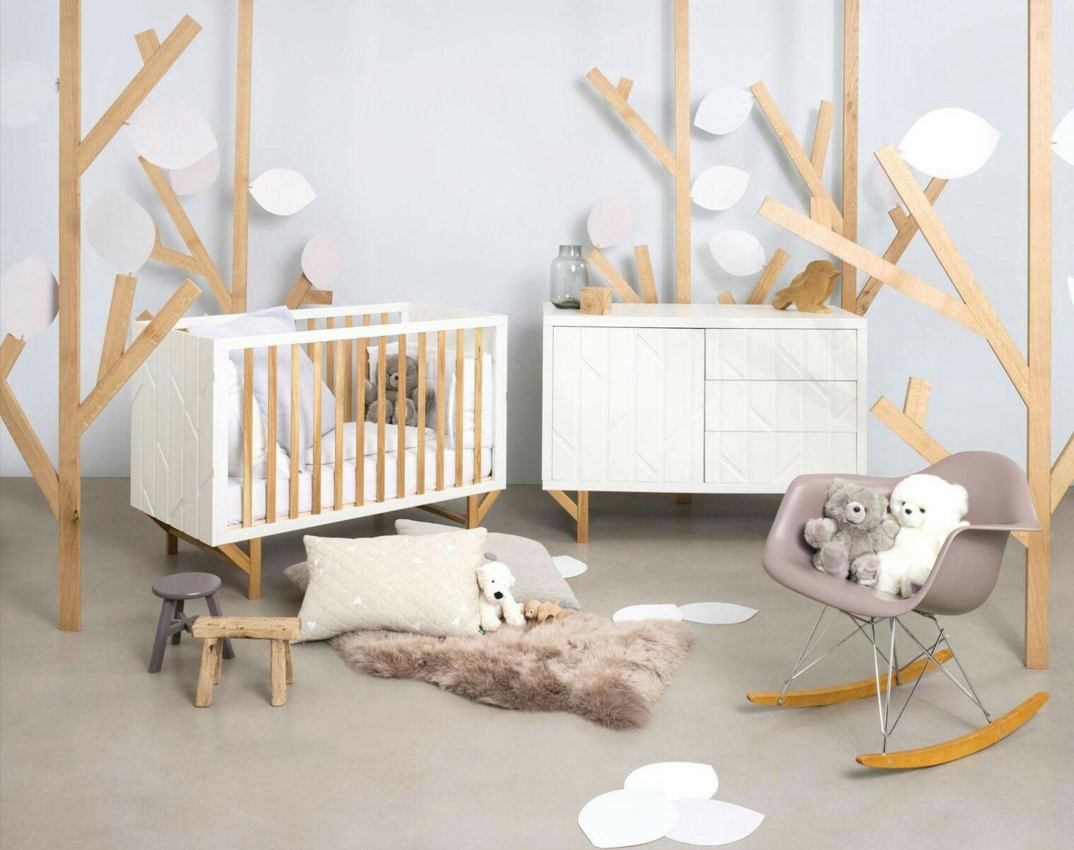 Comment décorer une chambre de bébé