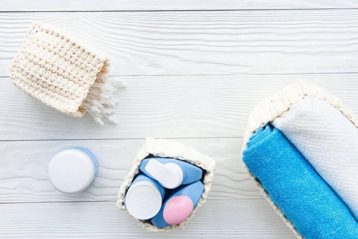 gel lavant bébé bio