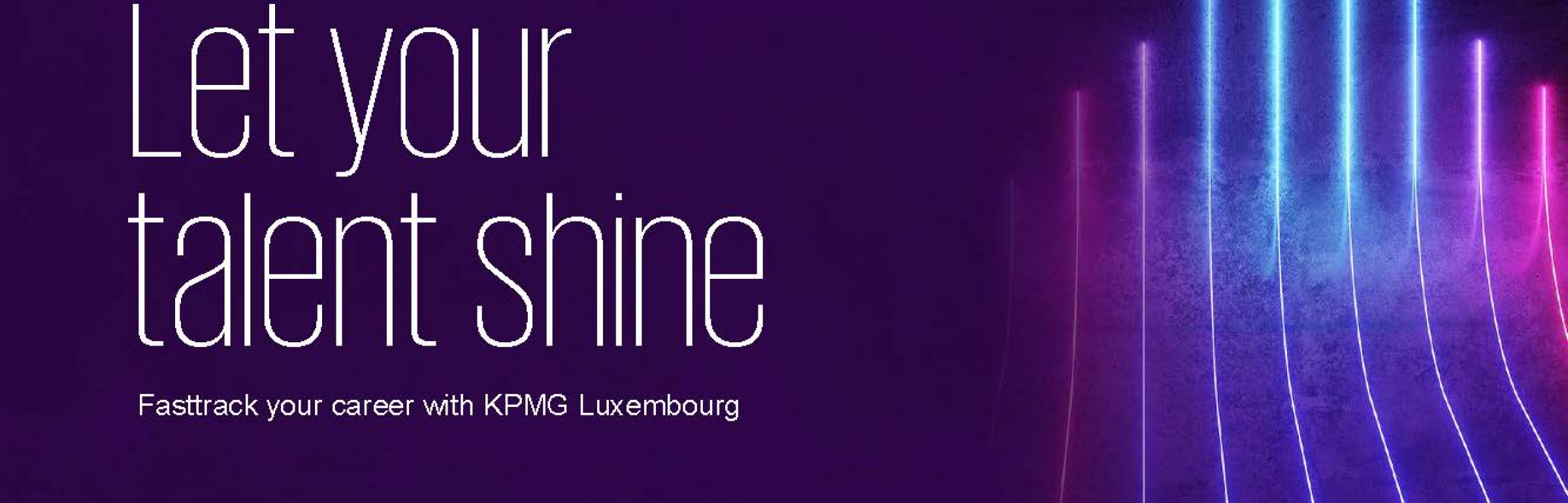 Banner KPMG Luxembourg