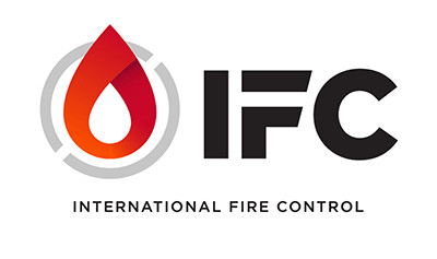 IFC - International Fire Control logo