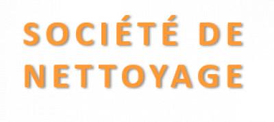Société de Nettoyage logo