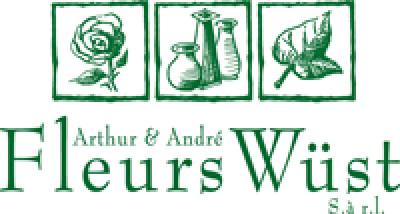 Fleurs Arthur & André Wüst logo