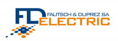 FD ELECTRIC logo