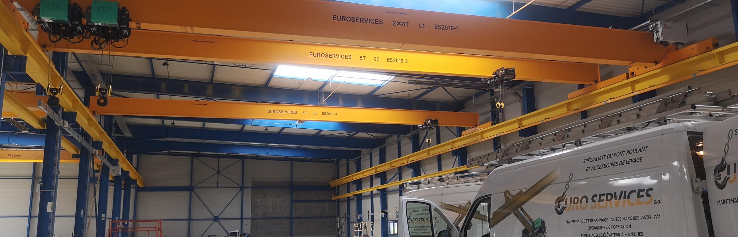 Banner Euroservices
