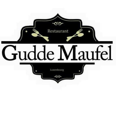 Gudde Maufel logo