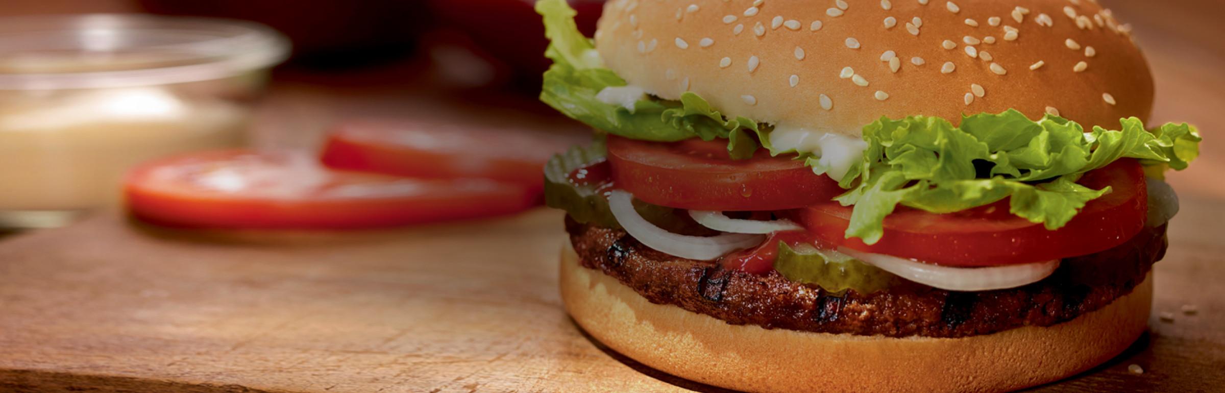 Banner Burger King
