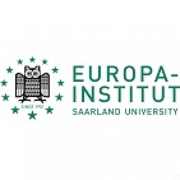Europa Institut Saarland University logo
