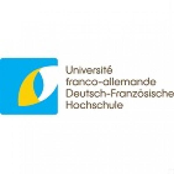 Université franco-allemande / Deutsch-Französische Hochschule logo