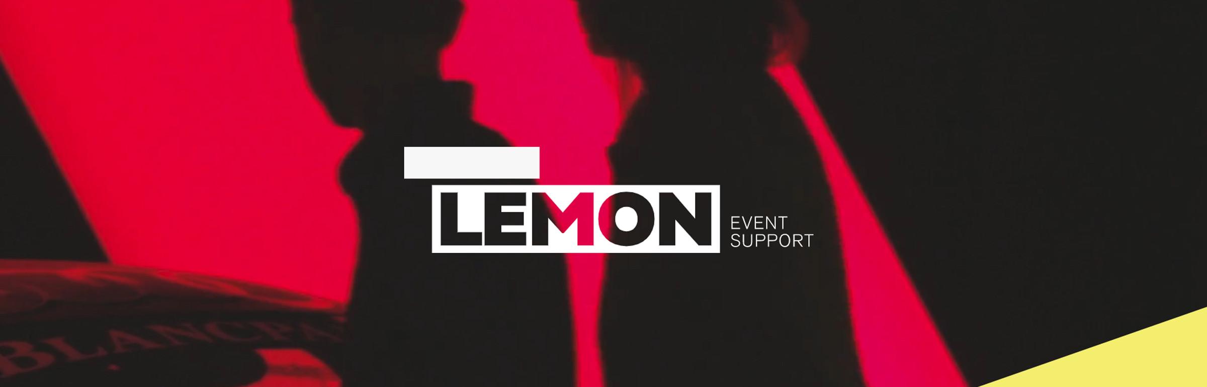 Banner Lemon Event Support