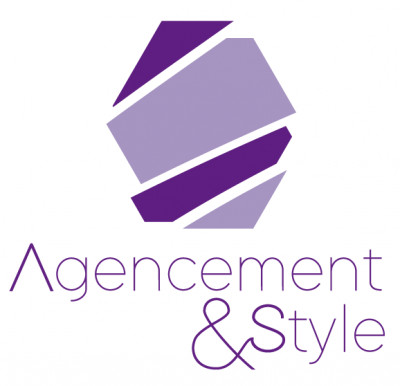 Agencement et Style logo
