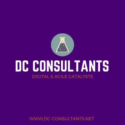 DC Consultants logo