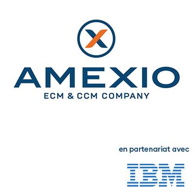 Amexio Luxembourg logo